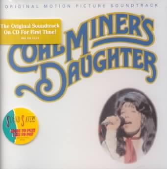 COAL MINER'S DAUGHTER (OST) (CD)