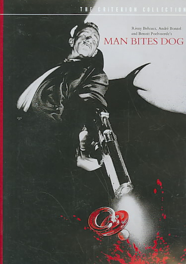 MAN BITES DOG BY BONZEL,ANDRE (DVD)